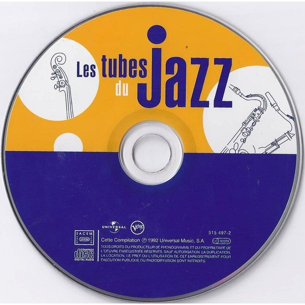 ART BLAKEY'S JAZZ MESSENGERS, OSCAR PETERSON, ... Les tubes du jazz