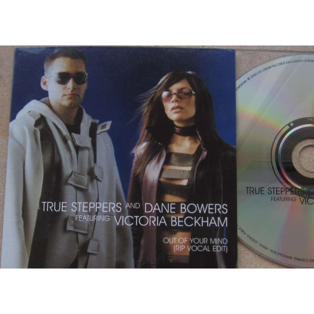 true steppers & dane bowers feat. victoria beckham out of your mind