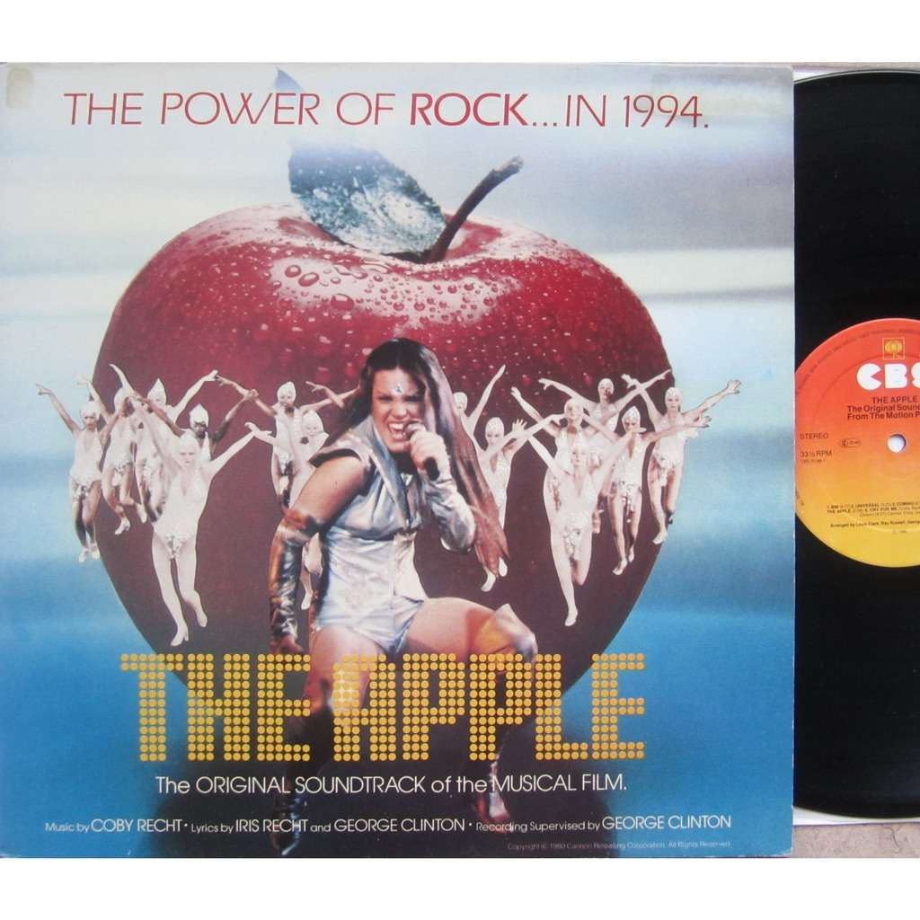 divers artistes - various artist the apple (original soundtrack)