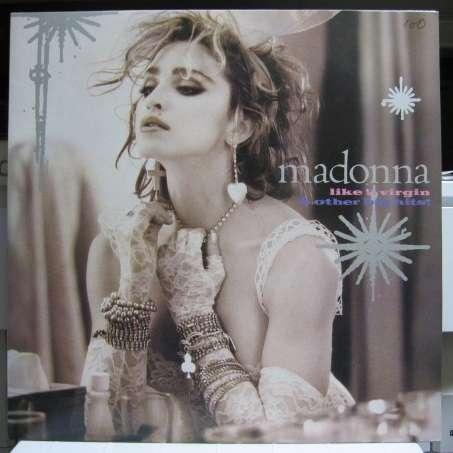 Madonna Like A Virgin & Other Big Hits
