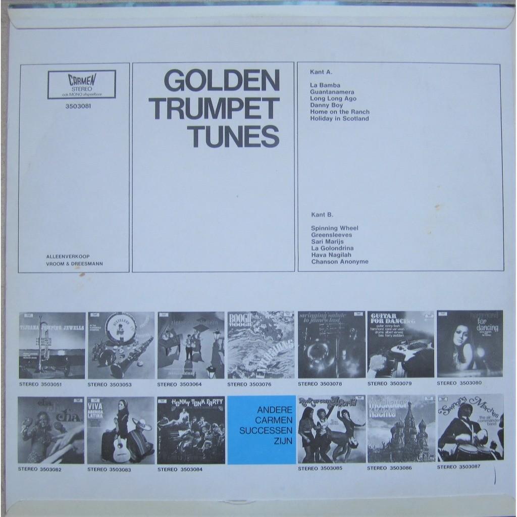 pete rankon golden trumpet tunes
