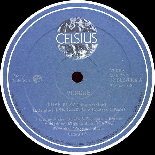 Voggue Love Buzz (Long Version)
