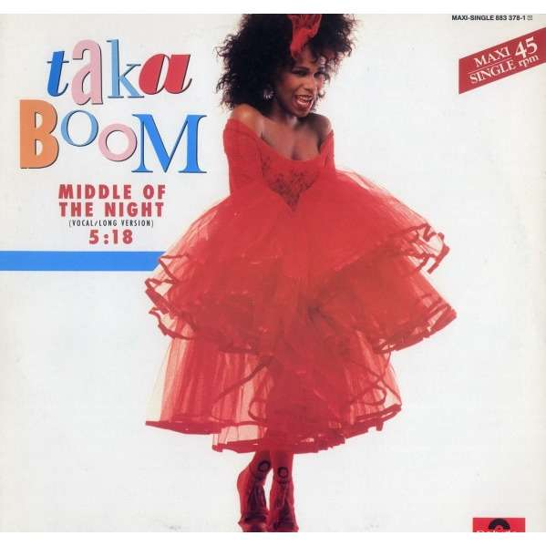 Taka Boom Middle Of The Night (5:18)