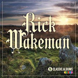 Rick Wakeman 5 Classic Albums