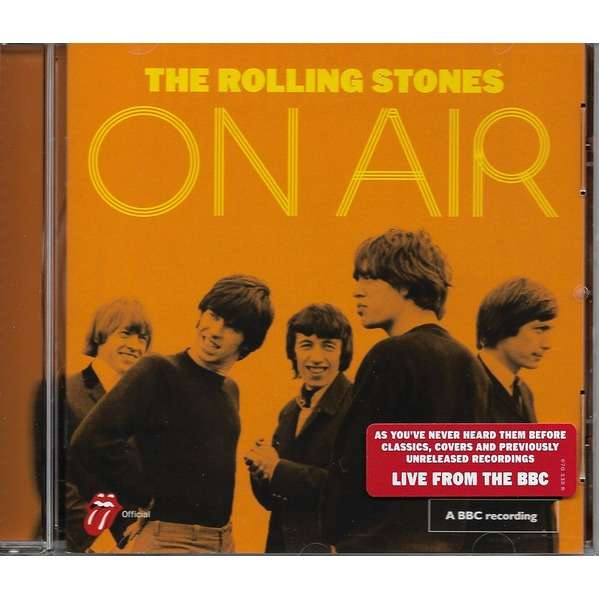 The Rolling Stones The Rolling Stones On Air