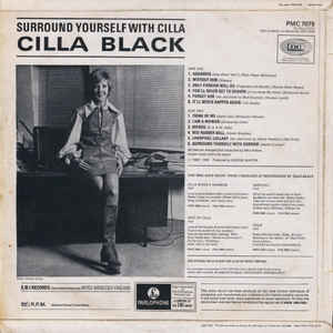cilla black surround yourself with cilla black