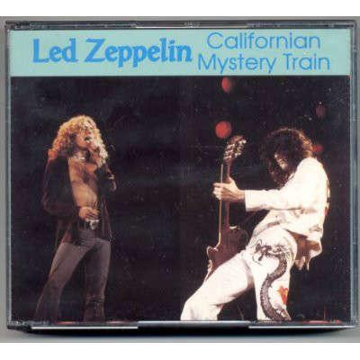 led zeppelin Californian Mystery Train 3CD Recorded in San Diego, 19 June 1977.