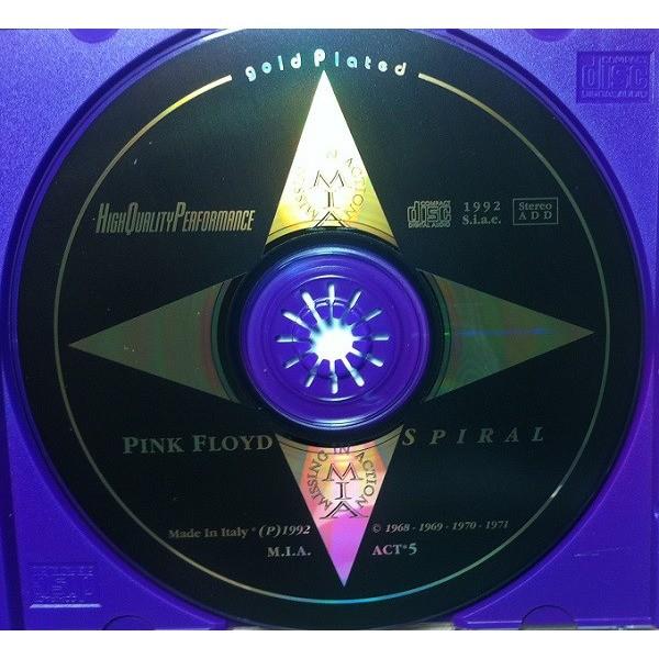 pink floyd Spiral