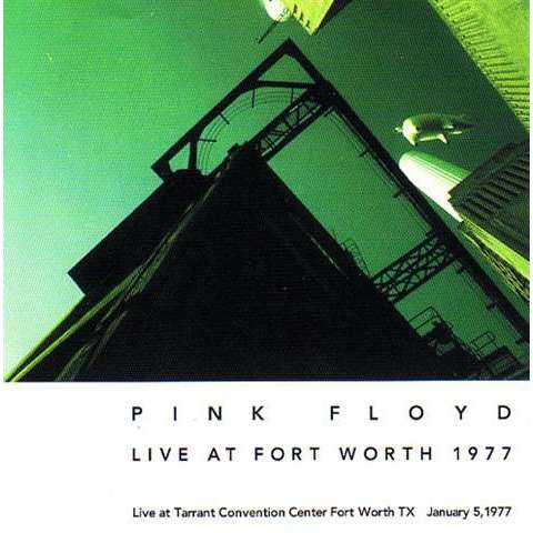 pink floyd Live At Fort Worth 1977 - Live at Tarrant Convention Center Fort Worth TX, January 5, 1977