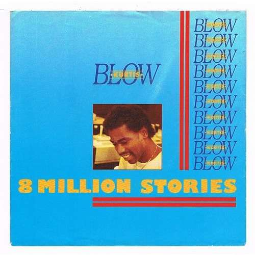 BLOW KURTIS 8 million stories / aj scratch