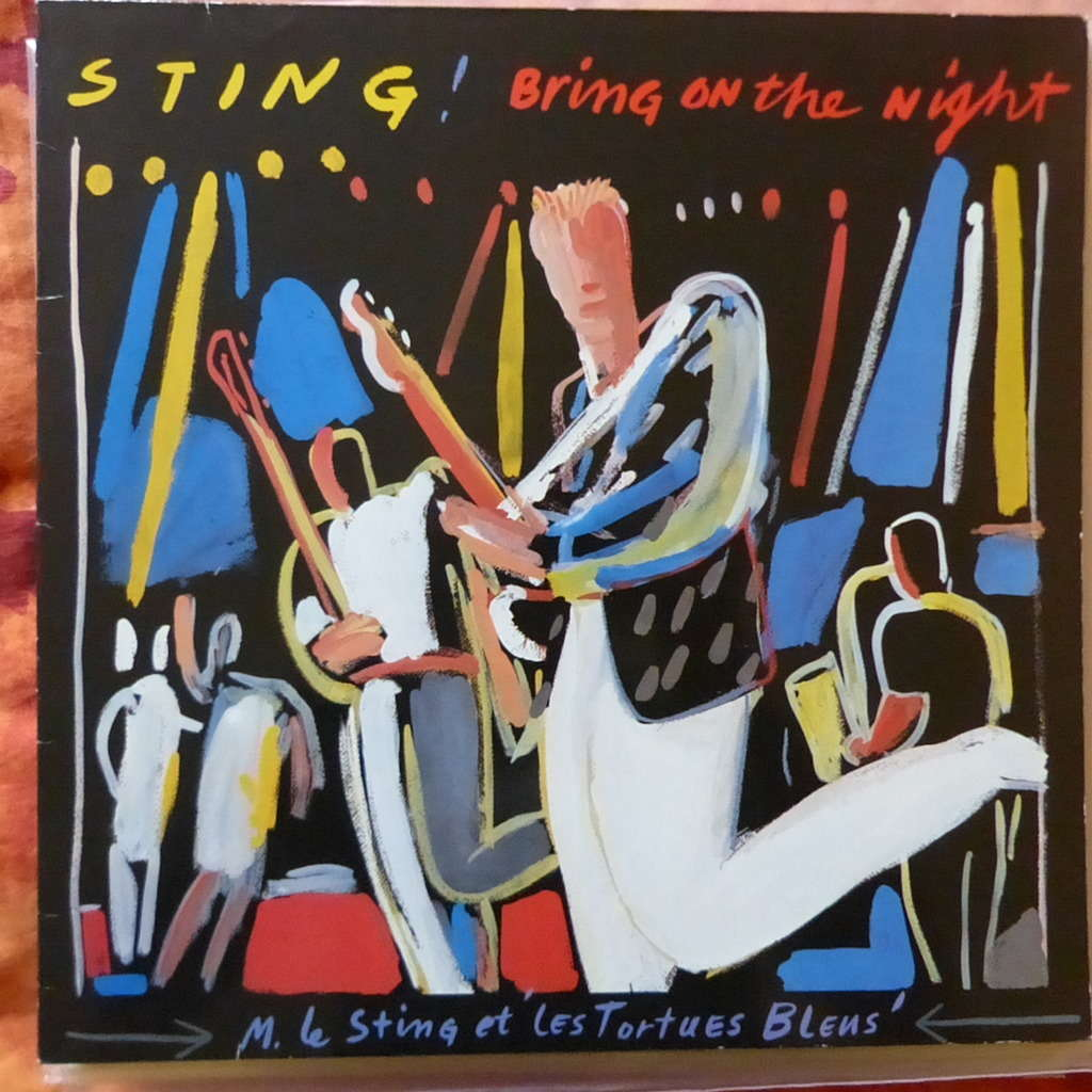 STING BRING ON THE NIGHT