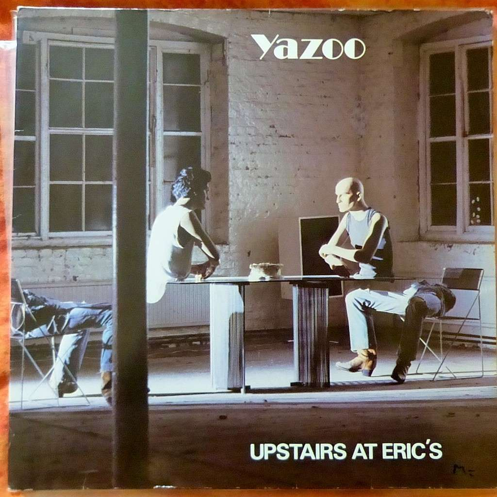 YAZOO UPSTAIRS AT ERIC'S/YOU AND ME BOTH