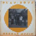 PLAY BOYS - Reggae music - LP