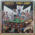 SCIENTIST V PRINCE JAMMY - Big showdown at King Tubby's - LP
