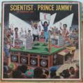 SCIENTIST V PRINCE JAMMY - Big showdown at King Tubby's - LP