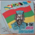 U ROY - Rasta ambassador - LP