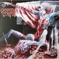 CANNIBAL CORPSE - Tomb Of The Mutilated (lp) Ltd Edit Black Vinyl With Lyric / Photo Insert And Large Poster -E.U - 33T