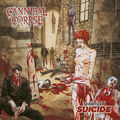 CANNIBAL CORPSE - Gallery Of Suicide (lp) Ltd Edit Black Vinyl With Lyric Insert And 2-Sided Poster -E.U - 33T