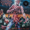 CANNIBAL CORPSE - Eaten Back To Life (lp) Ltd Edit Black Vinyl With Lyric / Photo Insert And Large Poster - 33T
