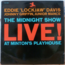 EDDIE LOCKJAW DAVIS - The midnight show - Live at Minton's playhouse - LP