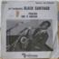 ORCHESTRE BLACK SANTIAGO - Paulina / Gbe o houzou - 45T (SP 2 titres)
