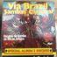 VARIOUS - Via Brazil Sambas Carnaval, 1er Festival De samba, Exaltacao A Cidade Do Rio De Janeiro - Double LP Gatefold