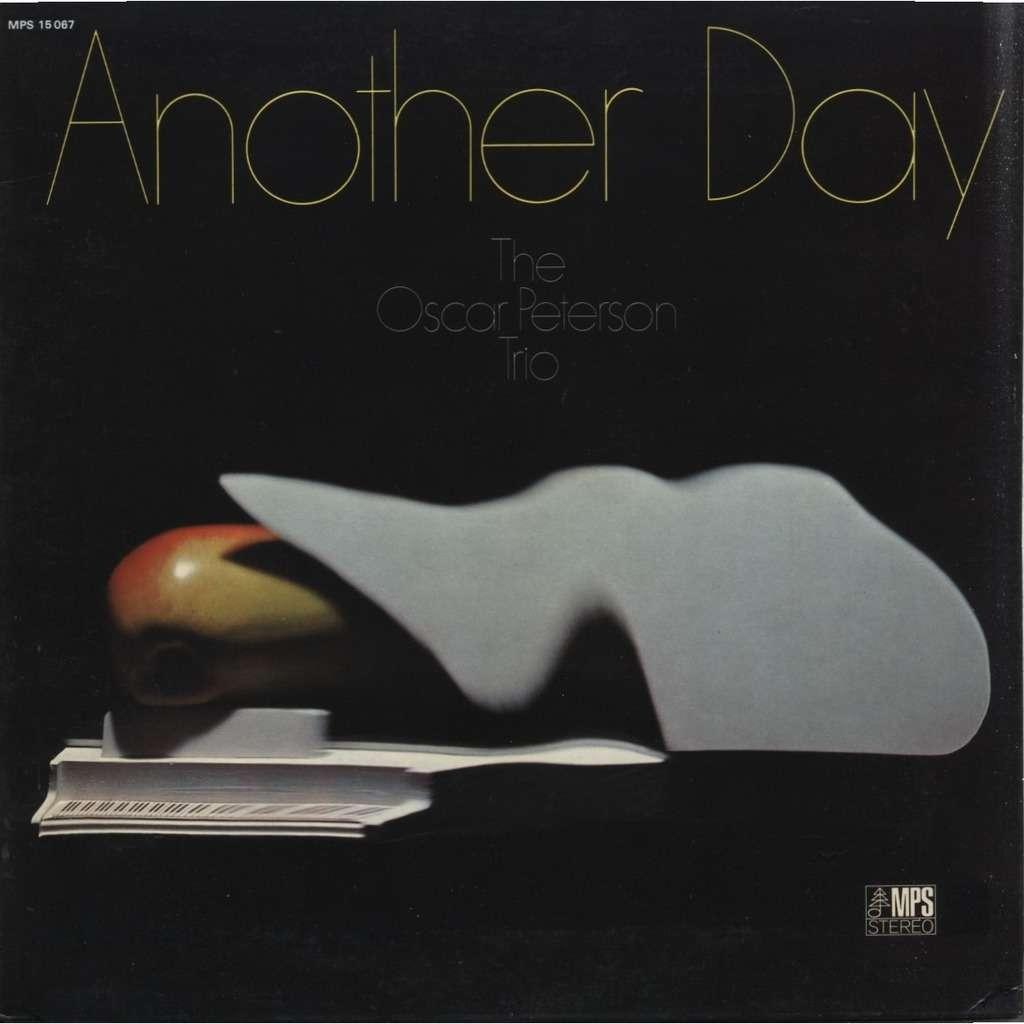 THE OSCAR PETERSON TRIO Another Day ( ORIGINAL FRENCH PRESSING )