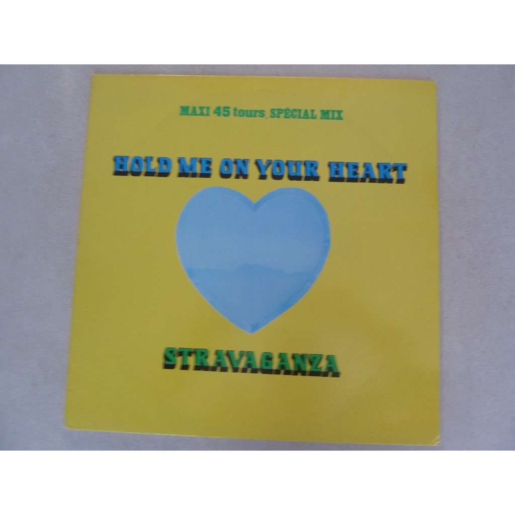 stravaganza hold me on your heart (special mix) / instru