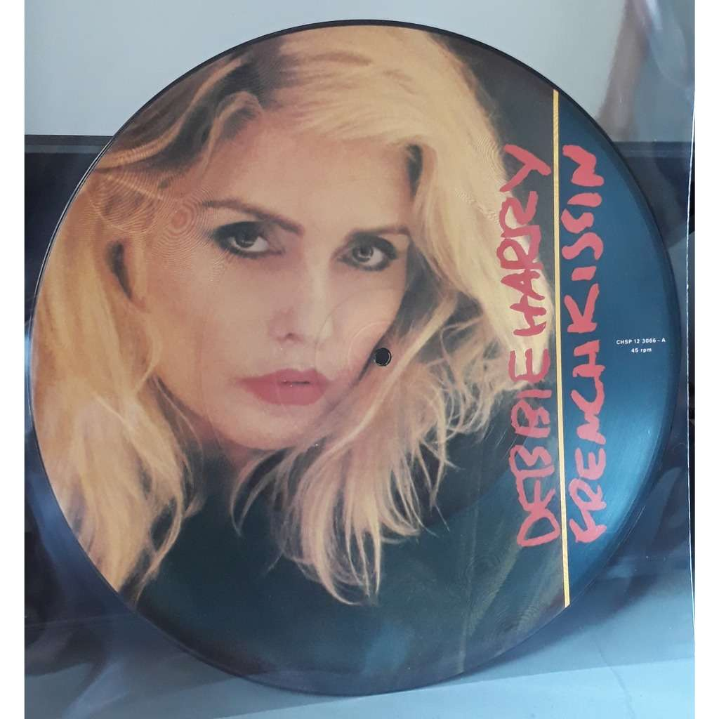 debbie harry french kissin