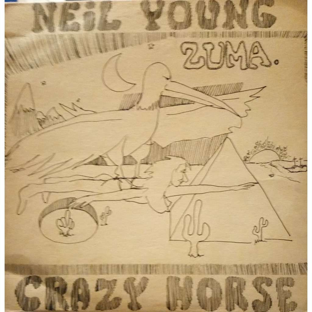 neil young & crazy horse Zuma