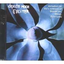 Depeche Mode Exciter + Bonus