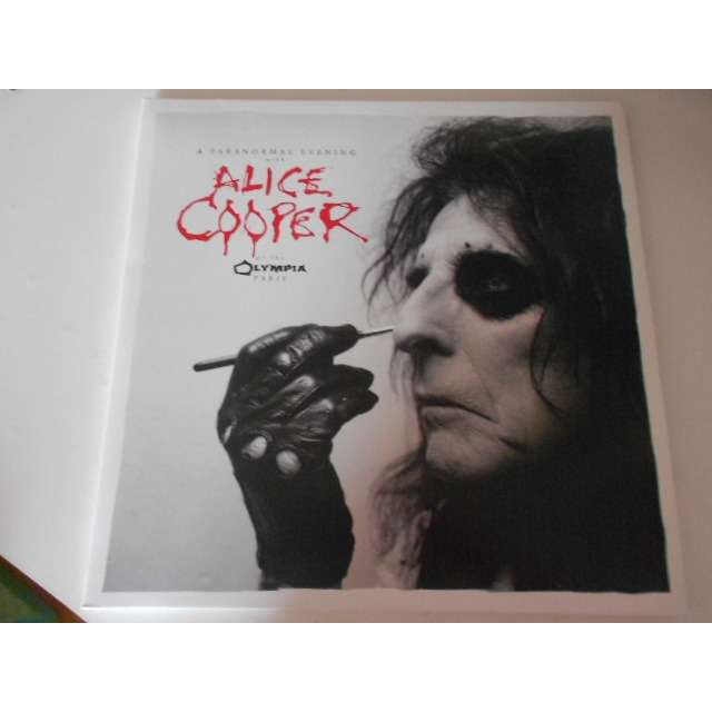 alice cooper at the olympia paris