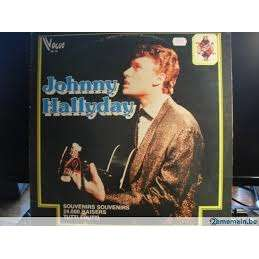 johnny hallyday Vogue VK 39
