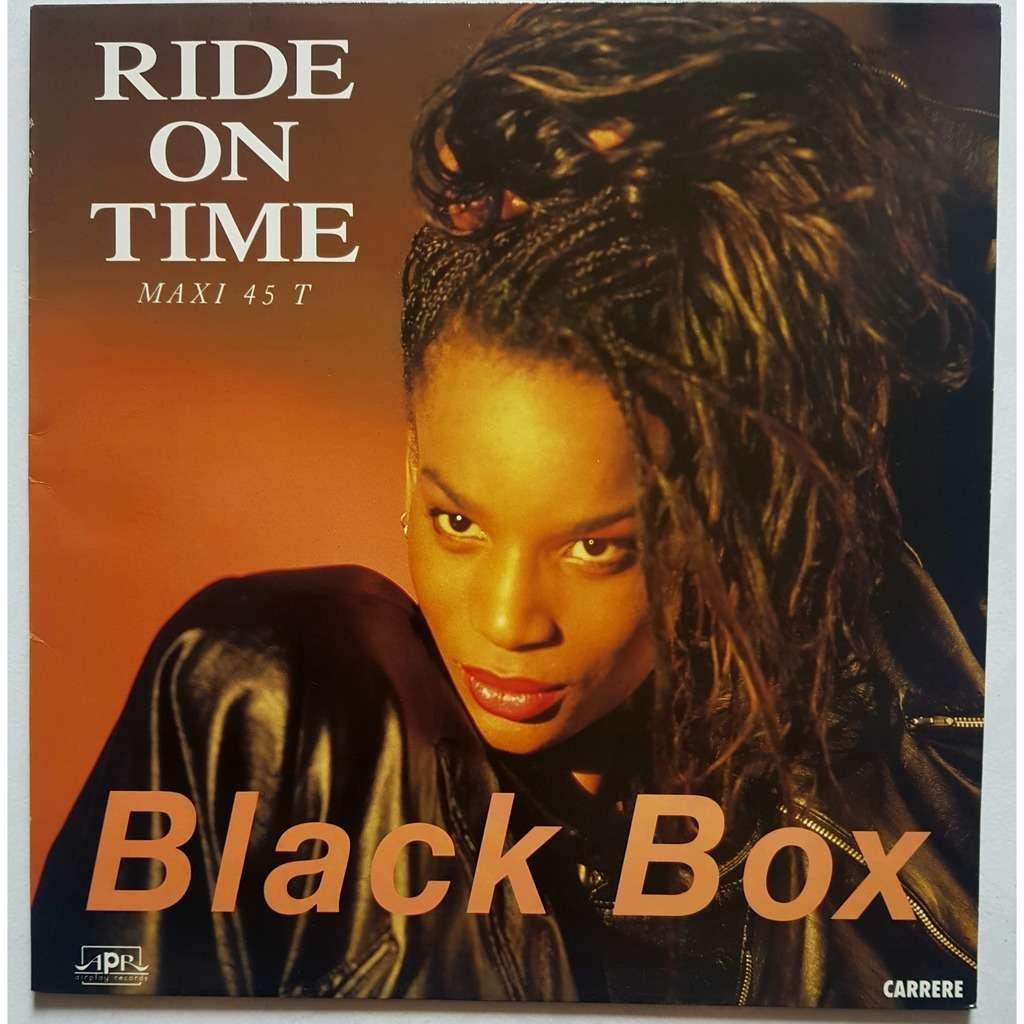 black box ride on time /garage trip version / piano version