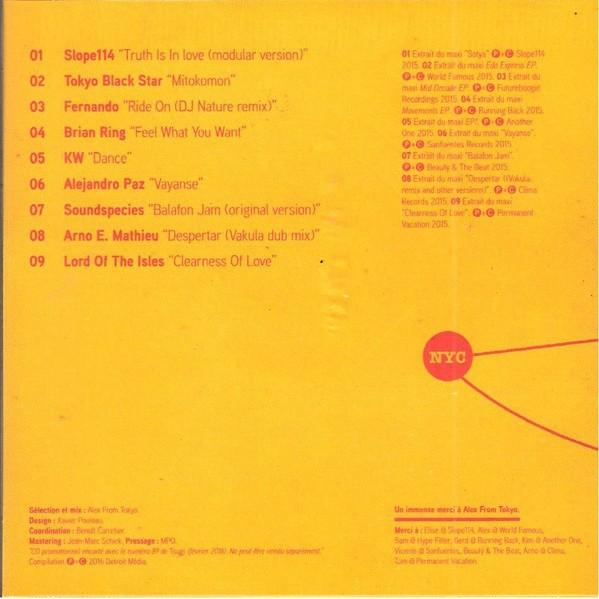 Tsugi 89 Alex From Tokyo - Le Tsugi NYC To Edo Express Live Mix