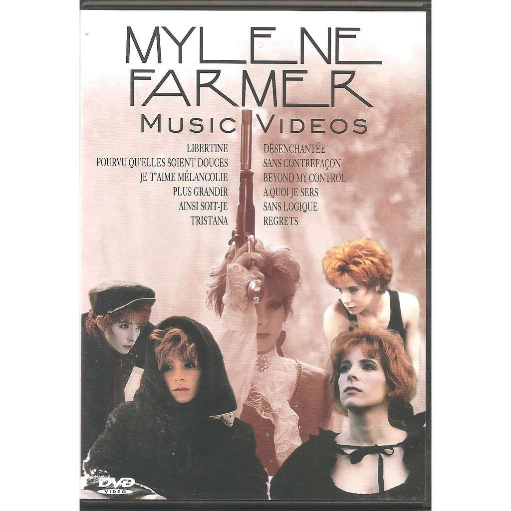 Mylène Farmer Mylène Farmer - Music Videos
