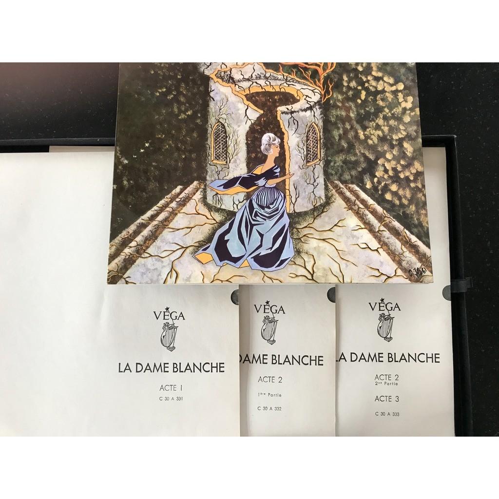 BOIELDIEU / SENECHAL / STOLL LA DAME BLANCHE