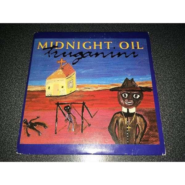Midnight Oil Truganini