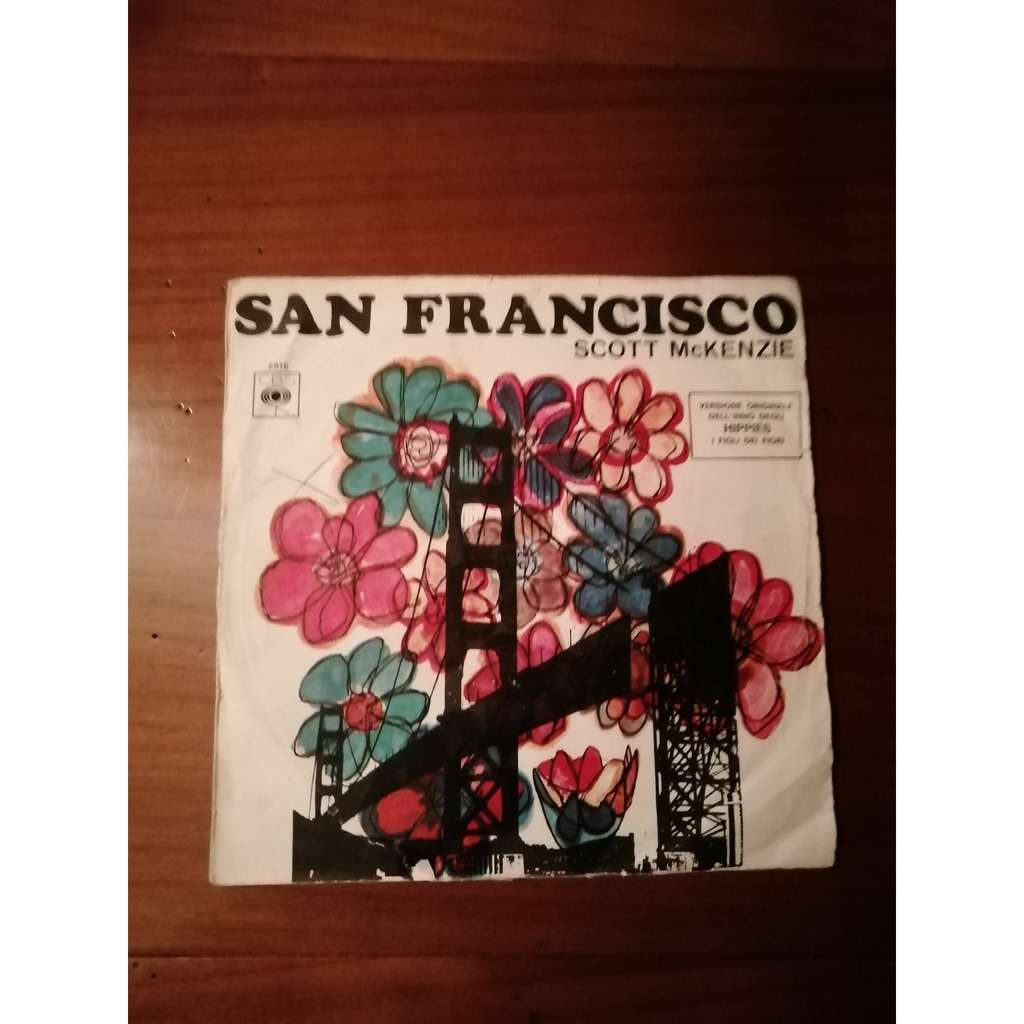 scott mckenzie san francisco +1 italie
