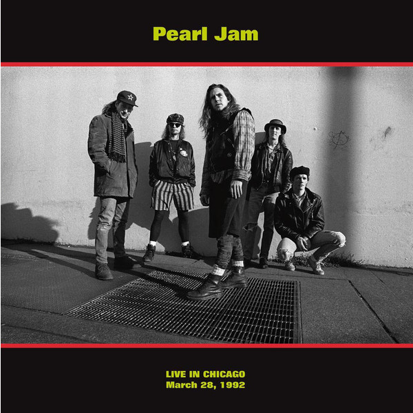 Pearl Jam Live In Chicago - March 28, 1992 (lp)