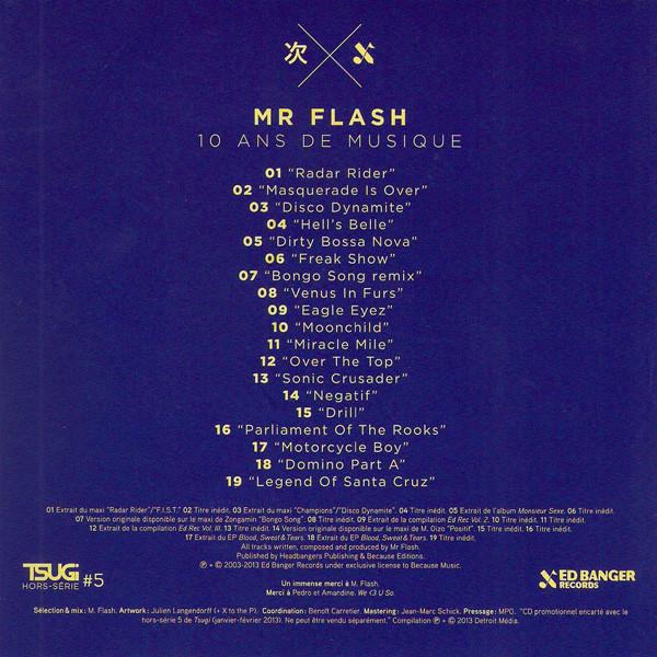 Mr Flash Tsugi HS #05 : Mr Flash - 10 Ans De Musique