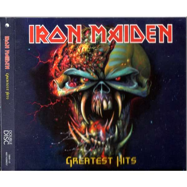 Iron Maiden Greatest Hits (2011) 2CD Digipak New and Factory-Sealed