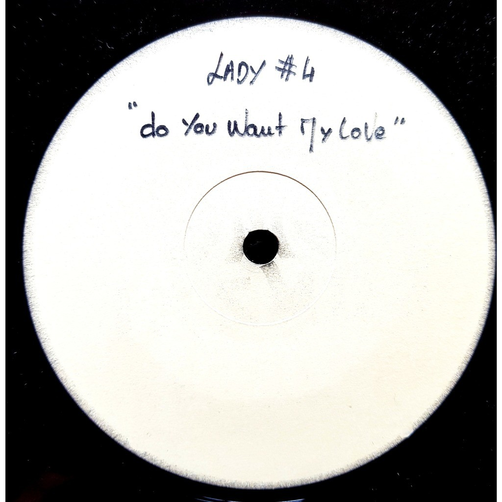 lady megamix (Easy Love, I Need You, I Want You, Dance To The Music, Do You Want) / do you want my love