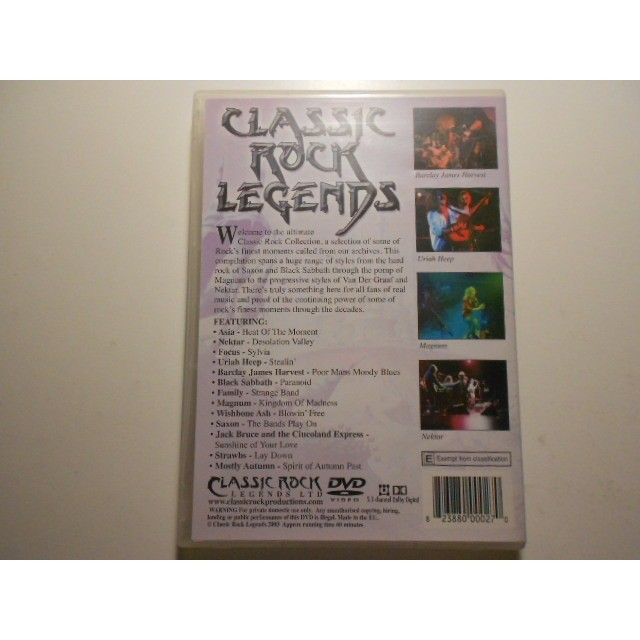 classic rock legends classic rock legends