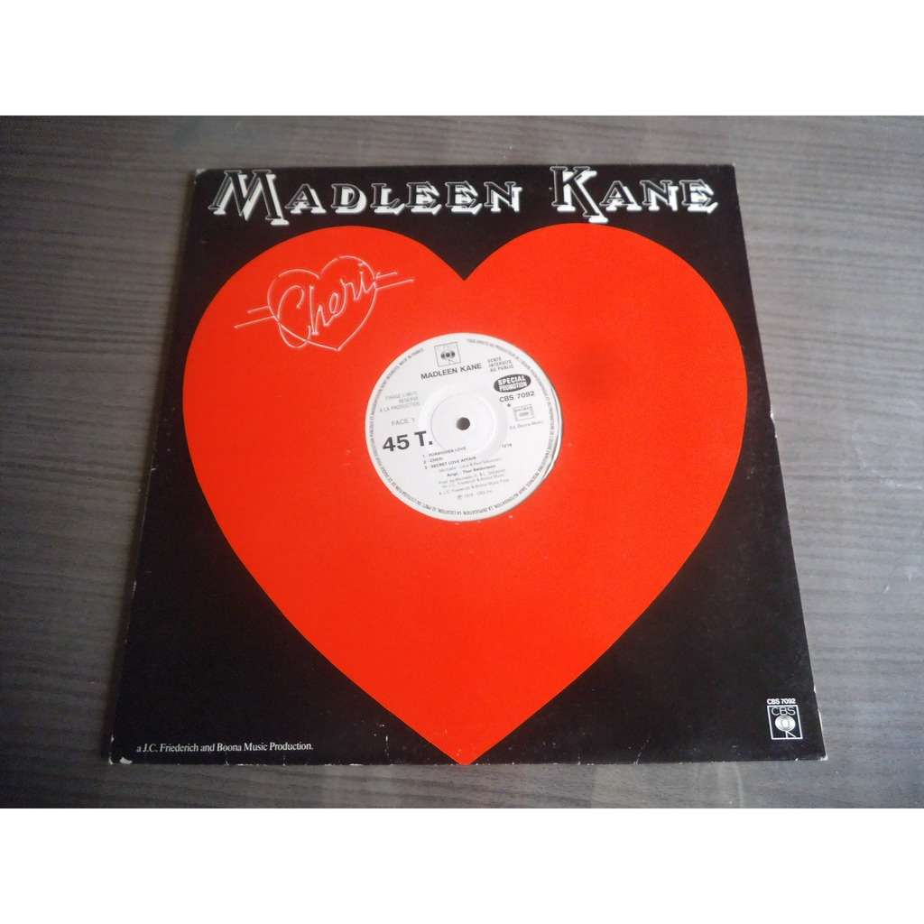 madleen kane Forbidden Love - Chéri - Secret Love Affair / Forbidden Love - Chéri - Secret Love Affair