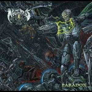 NOCTURNUS AD Paradox. Black Vinyl