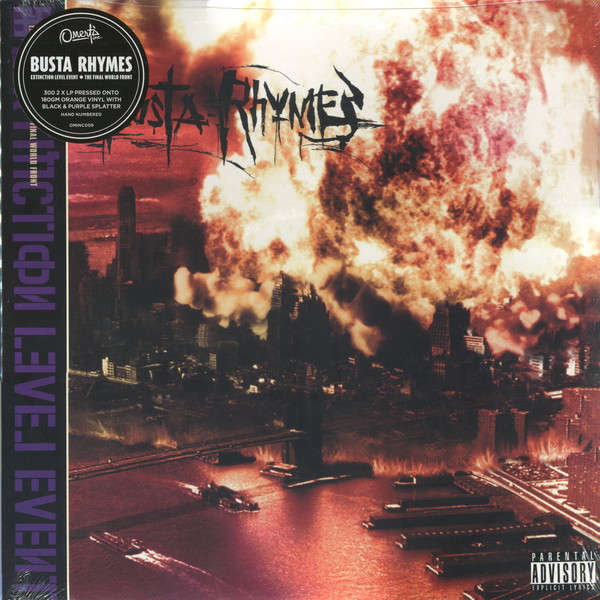 Busta Rhymes Extinction Level Event - The Final World Front