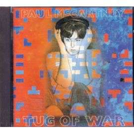 PAUL Mc CARTNEY TUG OF WAR
