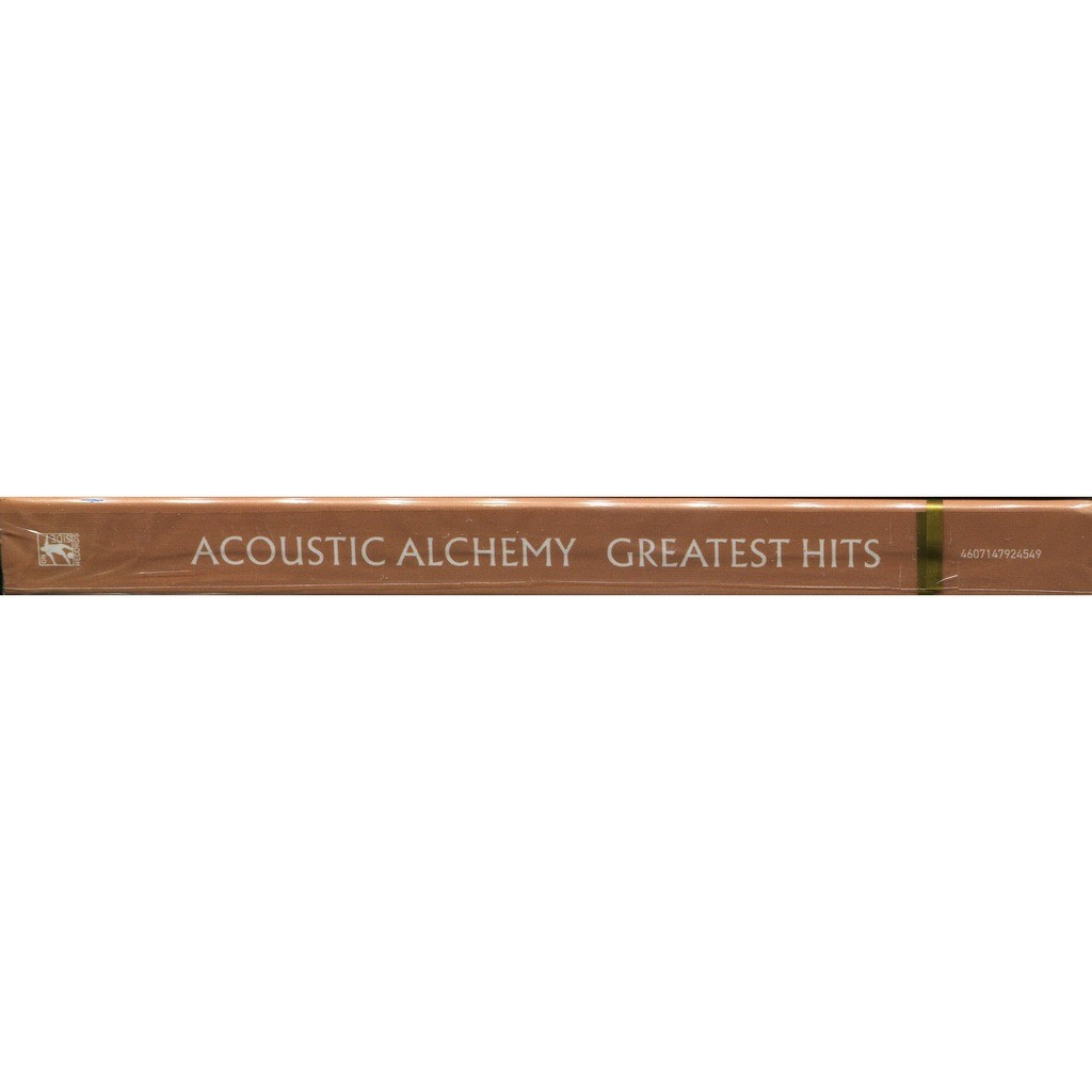 Acoustic Alchemy Greatest Hits (2019 NEW) 2CD Digipak New/Factory-Sealed!