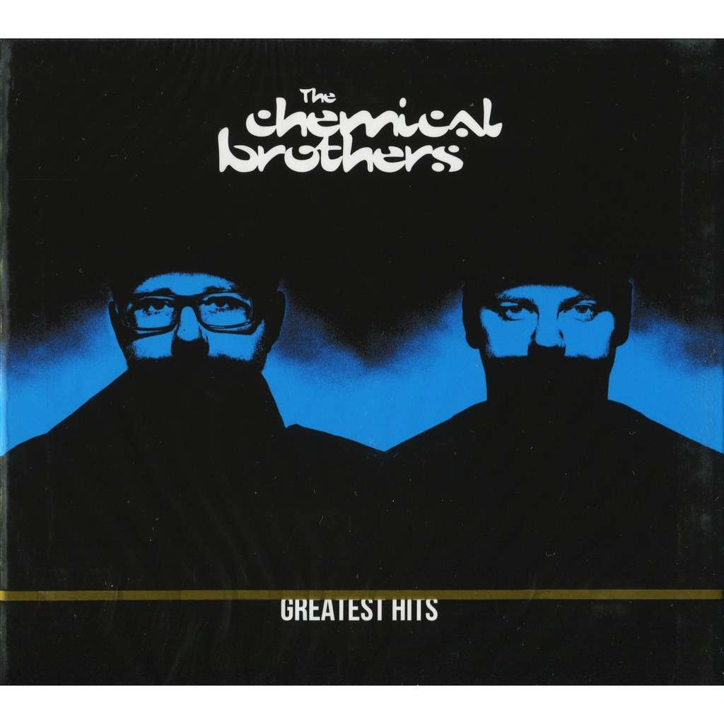 The Chemical Brothers Greatest Hits / Best Of (2019 NEW) 2CD Digipak New/Factory-Sealed!